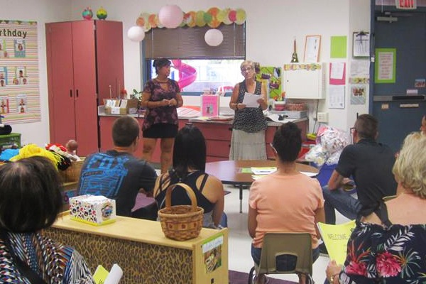 Preschool Back-to-School Night