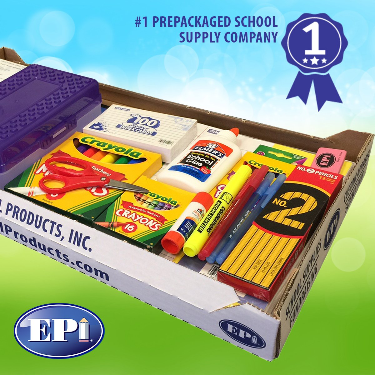 EPI School Supply Orders