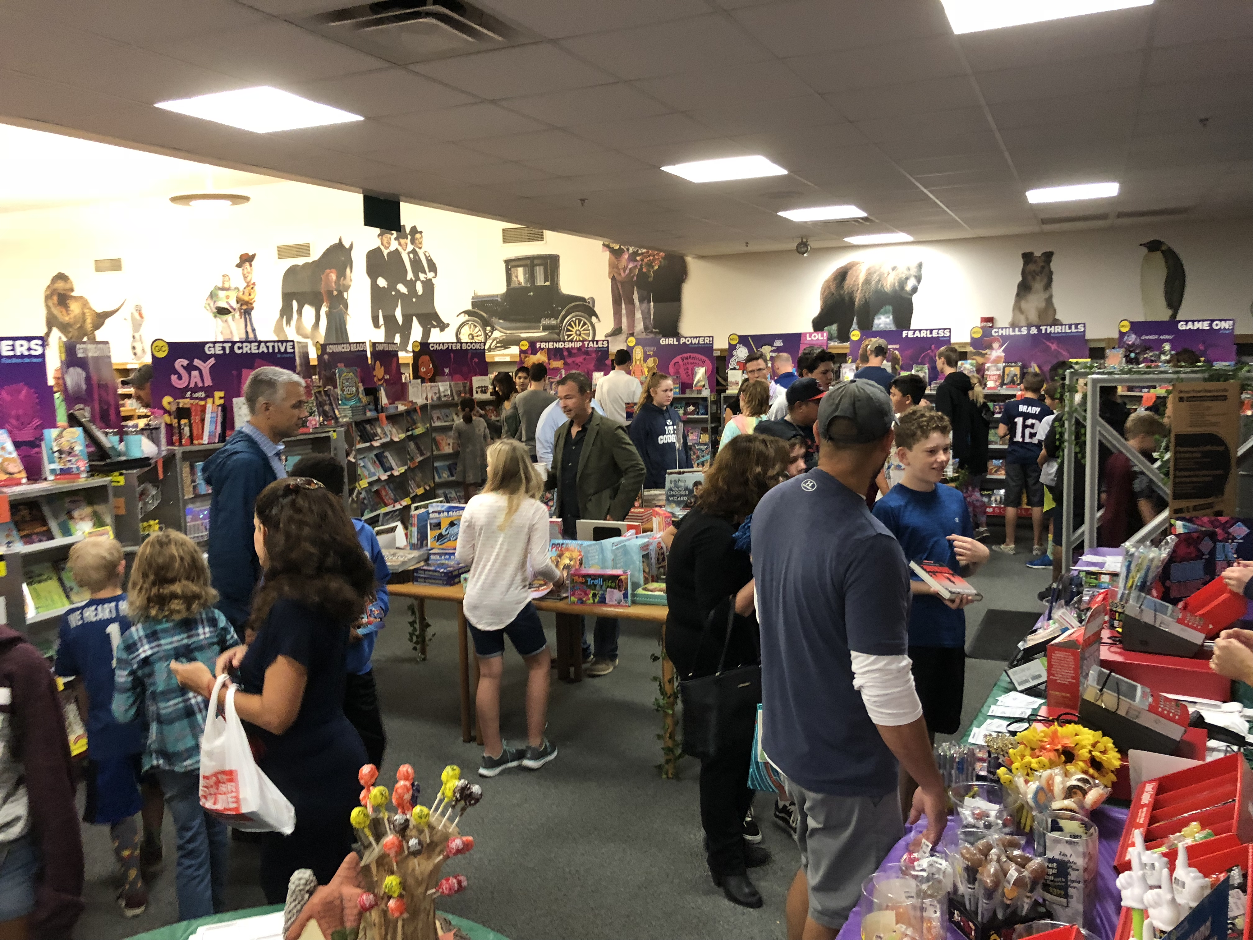 Community and Parent Shopping Night – MMES